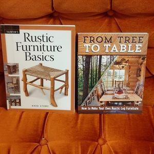 Rustic Furniture Books